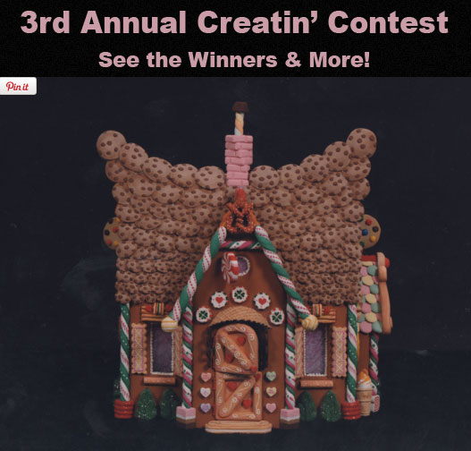 3rd Creatin' Contest Results