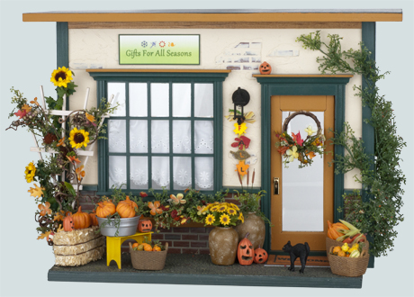 Fall Seasonal Shop