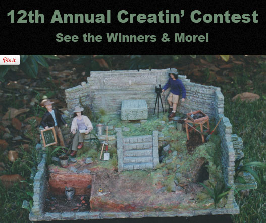 12th Creatin' Contest Results
