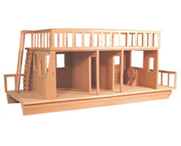 Ernie's Houseboat Kit