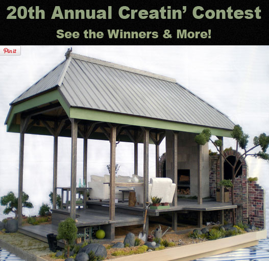 19th Creatin' Contest Results