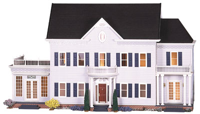 miniature dollhouse kits