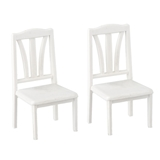 Pair of 1/24 Scale Fan-Back Chairs