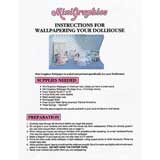 Wallpaper Instruction Guide by MiniGraphics