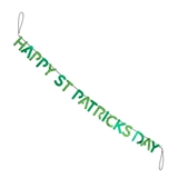 """Happy St. Patrick's Day"" Garland"