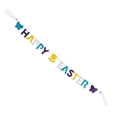 """Happy Easter"" Garland"