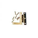 Gold Plated Brass HL Hinge by Houseworks