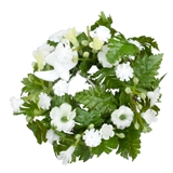 White-on-White Wreath