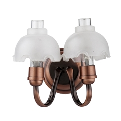 Wakefield Double Sconce by Houseworks