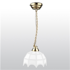 Pateley Tiffany Hanging Light by Houseworks