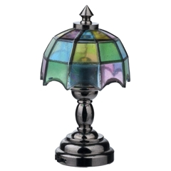 Keswick Tiffany Table Lamp by Houseworks
