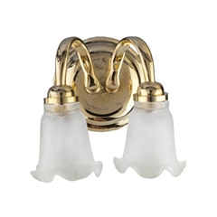Rutland Double Sconce by Houseworks