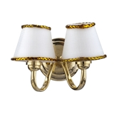 Chorley Double Sconce by Houseworks