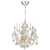 Royale Battery-Operated LED Chandelier