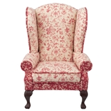 Queen Anne Wing Chair Kit
