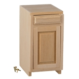 The Kitchen Collection - 1 1/2 Inch Base Cabinet