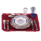 Blue Royale Place Setting by Reutter Porzellan
