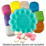 French Macaroon Cookie Mold Kit by Stewart Dollhouse Creations