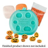 Jack-O'-Lantern Cookie Mold Kit by Stewart Dollhouse Creations