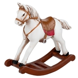 Rocking Horse by Reutter Porzellan