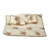 4-Pc. Chloe Rose Queen Comforter Set