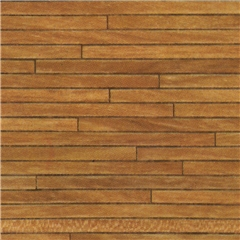 1/2 inch Scale Light Wood Flooring Paper