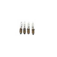 Clear Screw Base Candle Flame Bulbs