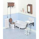 Victorian Bathroom Chrysnbon® Kit