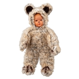 Bear Trick-or-Treat Doll