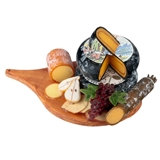 Gourmet Cheese and Fruit Paddle Board