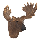 Large Moose Head