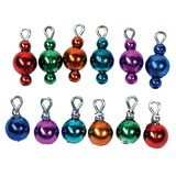 12 Jewel Tone Balls and Baubles