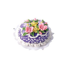 Blooming Easter Cake