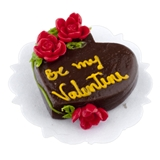 """Be My Valentine"" Cake"