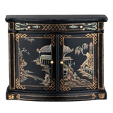 Chinoiserie Console