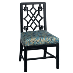 Chinese Modern Side Chair