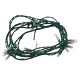 24 Bulb Clear Christmas Light String