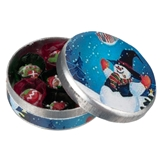 Tin of Christmas Cookies