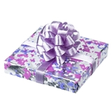 Purple Single Wrapped Gift