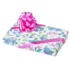 Pink Single Wrapped Gift