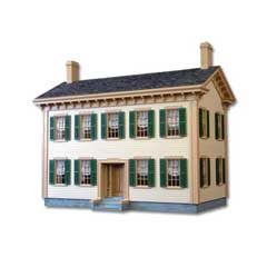 Lincoln's Springfield Home by Real Good Toys