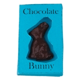 Chocolate Bunny in Box