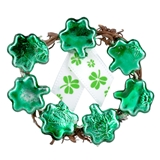 Lots of Luck Wreath