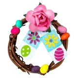 Egg-traordrinary Wreath