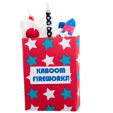 Fireworks Bag