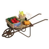 Harvest Produce Wheelbarrow