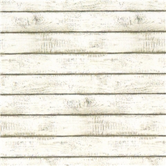 Whitewashed Plank Wallpaper