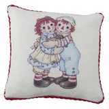 Ann and Andy Pillow