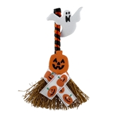 Happy Haunting Broom