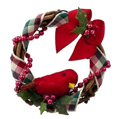 Christmas Botanical Wreath